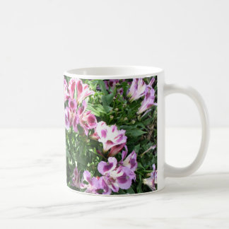 flowers in the garden mug