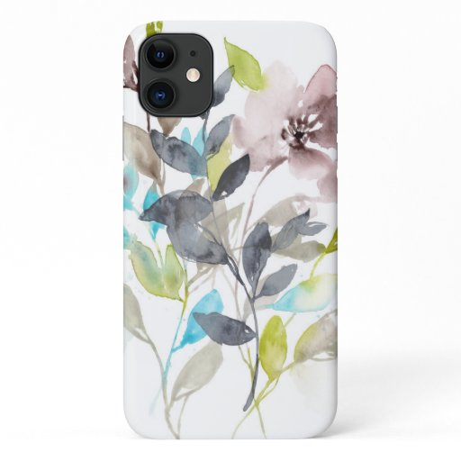 Flowers in the Mix iPhone 11 Case