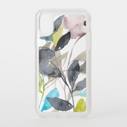 Flowers in the Mix Speck iPhone X Case