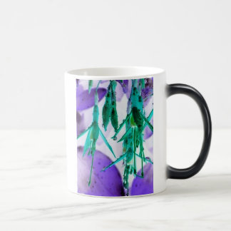 Flowers In The Rain Magic Mug