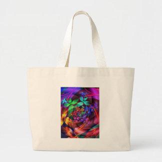 Flowers in the Sky Bag