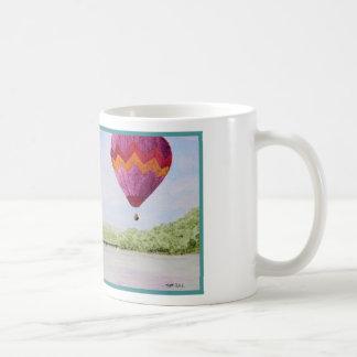 'Flowers in the Sky' Mug