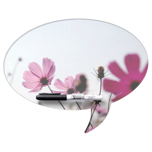 Flowers in the Sun Dry Erase Boards