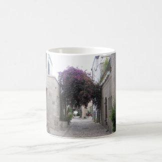 Flowers in Yemin Moshe Coffee Mug