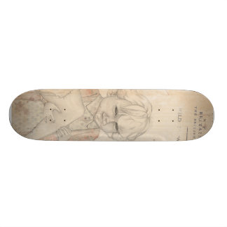 Flowers & Insects Skateboard