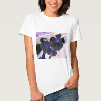 flowers invert shirts