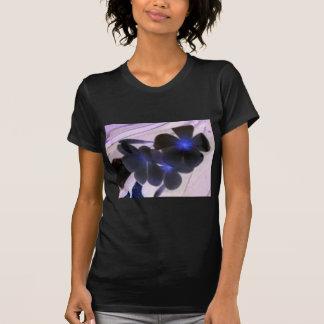 flowers invert t shirts