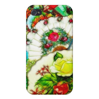 FLOWERS iPhone 4/4S CASE