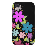 Flowers iPhone case iPhone 4 Cases