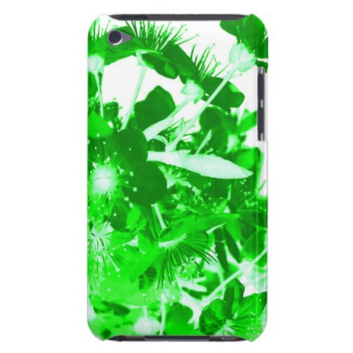 flowers iPod touch case