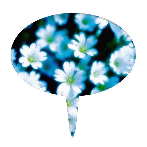 flowers.jpg blanco figuras de tarta