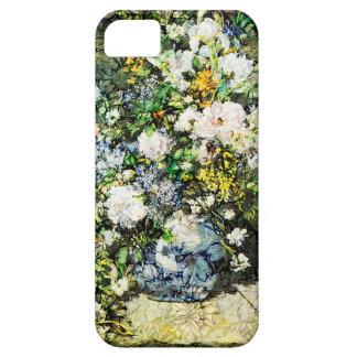 FLOWERS.jpg PRESTADO Funda Para iPhone SE/5/5s