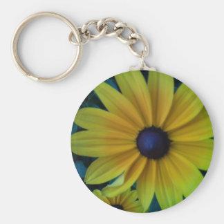 Flowers Keychain