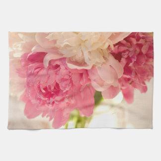 "Flowers Kitchen Towel 16"" x 24"""