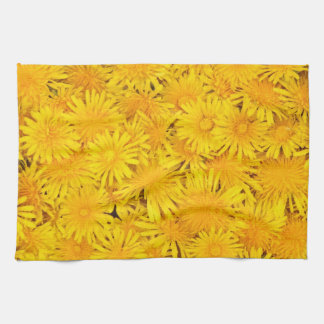 Flowers Kitchen Towels