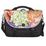 Flowers Laptop Bag