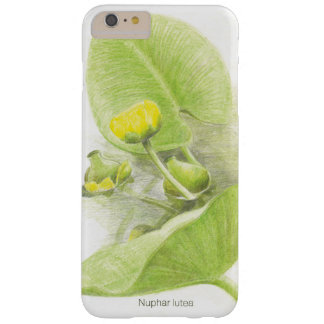 Flowers lilies barely there iPhone 6 plus case