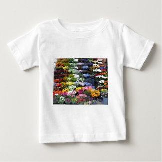 Flowers market baby T-Shirt