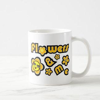 Flowers & Me Mugs