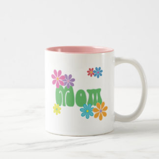 Flowers & Mom Mugs