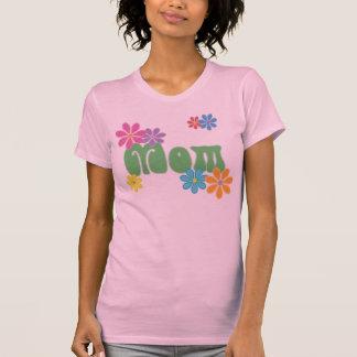 Flowers & Mom T-shirts