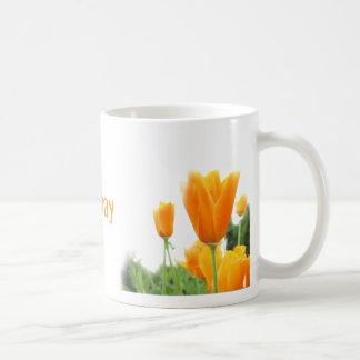 """Flowers"" Mother's Day Mug"