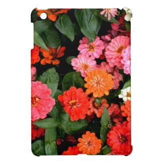 Flowers Multicolor iPad Mini Cover