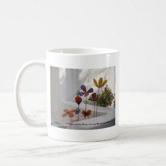 Flowers-Mykonos, Greece Mug