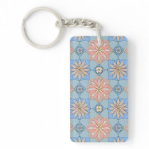 Flowers n. 1 - By FEDVAL Keychain