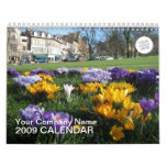 Flowers & Nature Calendars