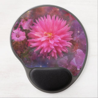 Flowers - Nature's Way of Smiling Gel Mouse Pad