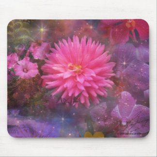 Flowers - Nature's Way of Smiling Mouse Pad