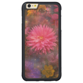 Flowers - Nature's Way of Smiling Carved® Maple iPhone 6 Plus Bumper Case
