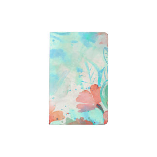 Flowers Notebook - Pocket format