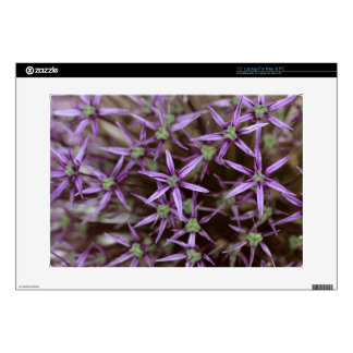 "Flowers of a Persian onion 15"" Laptop Skins"