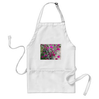 Flowers of a Tour Adult Apron