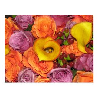 Flowers of Beauty Postcards