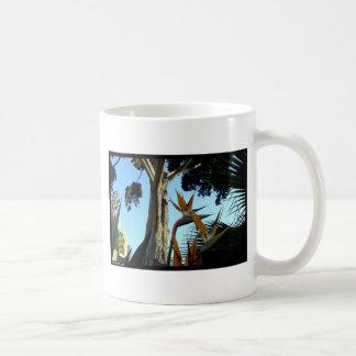 Flowers of Beverly Hills Classic White Coffee Mug