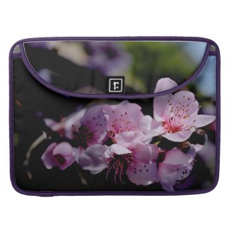 Flowers of Cherry tree MacBook Pro Sleeve