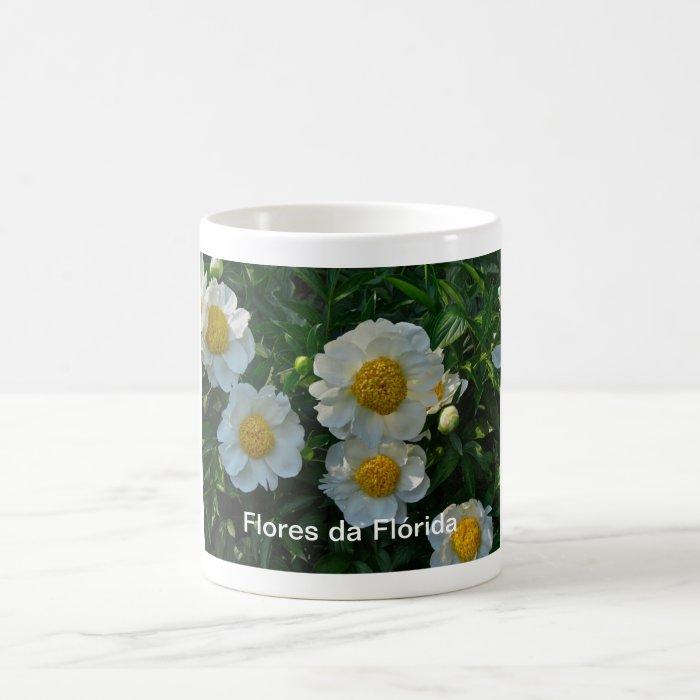 Flowers of Flórida - USA Coffee Mug