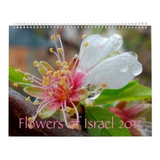 Flowers of Israel: 2017 Calendar