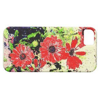 Flowers of Latina iPhone 5 Cover