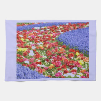 Flowers  of Love, from Keukenhof Hand Towels