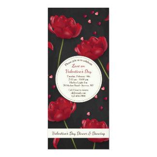 Flowers of Love Invitation
