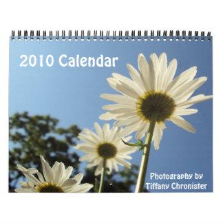 Flowers of Missouri Calendar