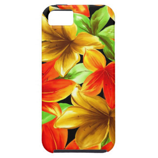 Flowers of Paradise iPhone SE/5/5s Case