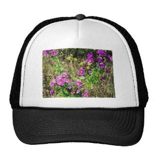 Flowers of Purple Trucker Hat