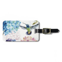 Flowers of Spring Bag Tag