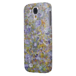 Flowers Of Sring Galaxy S4 Case