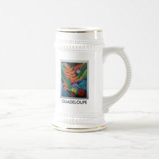 Flowers of the Guadeloupe Mug